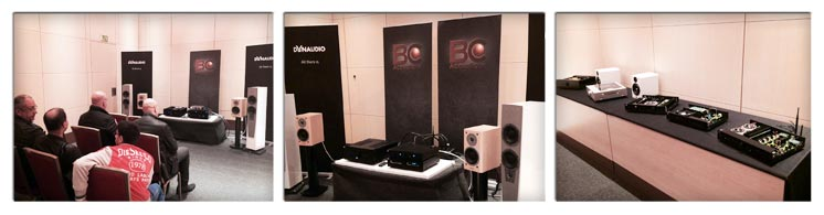 Salon New Music High-End innovation 2014